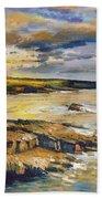 Mullaghmore County Sligo Beach Towel
