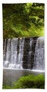 My Beautiful Waterfall Beach Sheet