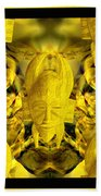 Mystic Illusions Beach Towel