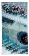 Mystical Keys Beach Towel