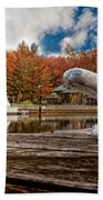 Napanee Harbour One Beach Towel