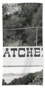 Natchez Beach Towel