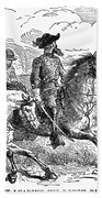 Nathan Bedford Forrest (1821-1877) Beach Towel
