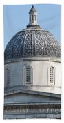 National Gallery Cupola Beach Towel