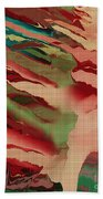 Native Abstract Weave Beach Towel