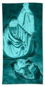 Nativity Beach Towel by Lourry Legarde