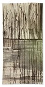 Natural Abstract 2 Beach Towel
