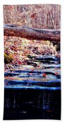 Natural Spring Beauty  Beach Towel