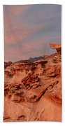 Natures Artistry At Little Finland Beach Towel