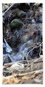 Natures Ice Maker Beach Sheet