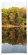 Natures Reflection Guatemala Beach Towel