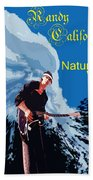 Natures Way 5 Beach Towel