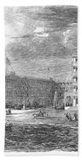 New Jersey Hotel, 1853 Beach Towel