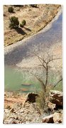 New Mexico Series A River View Beach Towel