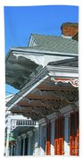 New Orleans Home Uptown Beach Towel