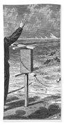 New York: Rockaway Beach Beach Towel