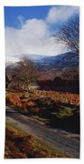 Nire Valley Drive, County Waterford Beach Towel