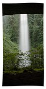 North Falls Oregon 2 Beach Towel