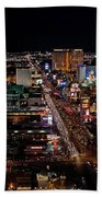 Not Everything Stays In Vegas Beach Towel