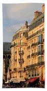 Notre Dame De Paris 3 Beach Towel