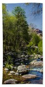 Oak Creek Beach Towel