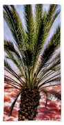 Oasis Palms Beach Towel