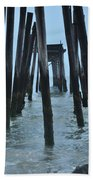 Ocean City 59th Street Pier Beach Towel