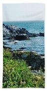 Ocean Drive Newport Ri Beach Towel