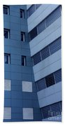 Office Building Beach Towel