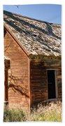 Old Farm Homestead - Woodland - Utah Beach Towel
