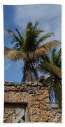 Old Florida Beach Towel
