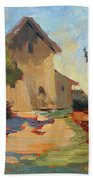 Old Mill Provence Beach Towel
