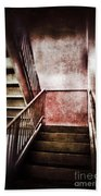 Old Stairwell Beach Towel