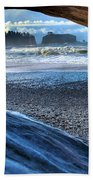 Olympic Drift Wood Beach Towel