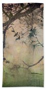 One Autumn Day Beach Towel