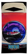One Summer Night Beach Towel