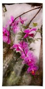 Orchid - Tropical Passion Beach Towel