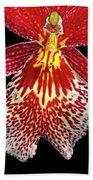 Orchid Hybrid Beach Towel
