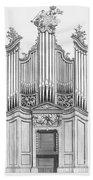 Organ, 1760 Beach Towel