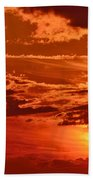 Out My Door Beach Towel