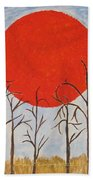 Outset Sunset Beach Towel