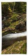 Overlook Falls 1 Beach Towel