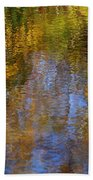 Painted River Beach Towel