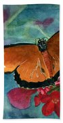 Papilio Fandango  Beach Towel