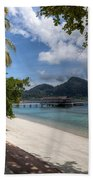 Paradise Island Beach Towel