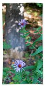 Paradise Springs Flowers 1 Beach Towel