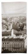 Paris: Aerial View, 1900 Beach Towel