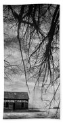 Past The Woods Beach Towel