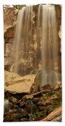 Paulina Falls Cascade Beach Towel