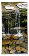 Peaceful Rocks Beach Towel